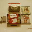 Red Nintendo New 3ds xl w Kingdom Hearts Recoded & More!!!