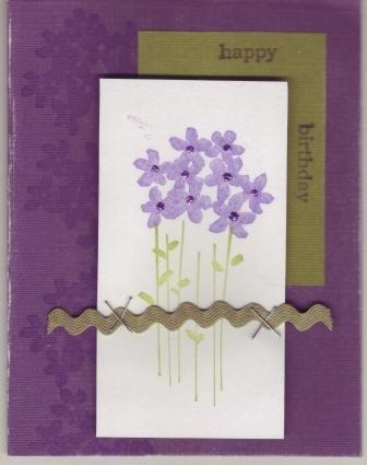 Happy Birthday Love and Joy Card