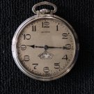"Hamilton Grade 912 ""Digital Model"" 12 size, 1939 Pocket Watch (Pocket Watches)"