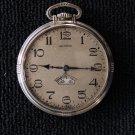 "Hamilton Grade 912 ""Digital Model"" 12 size, 1939 Pocket Watch (Pocket Watches)"