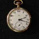 Omega 21 jewel, 12 size, 1915 Pocket Watch (Pocket Watches)