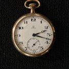 Omega 21 jewel, 12 size, 1915 Pocket Watch (Pocket Watches)