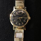 Benrus 1960's 25 jewel, self winding, gold men's watch (Wrist Watches)