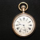 "Waltham 23 jewel, 18 size, model no. 1892 ""Vanguard"" Pocket Watch (Pocket Watches)"