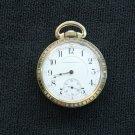 Washington Watch Co. 21 jewel, 16 size, Army & Navy model 1918 Pocket Watch (Pocket Watches)