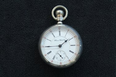 Illinois Watch Co. 21 jewel, 18 size, 1912 �A. Lincoln� Pocket Watch (Pocket Watches)