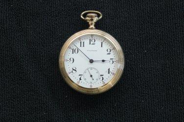 Waltham Watch Co. 23 jewel, 16 size, 1902 �Vanguard� Pocket Watch (Pocket Watches)