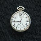 "Illinois Watch Co. 21 jewel, 16 size, 1925 ""Bunn Special"" 60H Pocket Watch (Pocket Watches)"