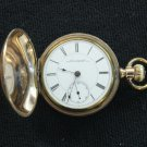 "Rockford Watch Co. 11 Jewel, 18 size ""H. D. Walters"" transition model watch (Pocket Watches)"