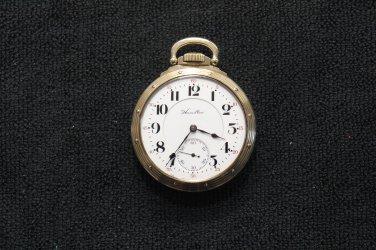 Hamilton Watch Co. 23 Jewel, 16 size, Model 950 Railroad Grade pocket watch (Pocket Watches)