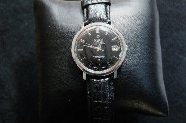 Omega �Constellation� 24 jewel, automatic chronometer men�s watch (Wrist Watches)