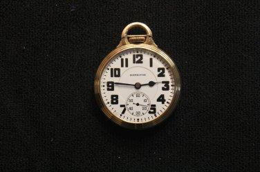 Hamilton Model 992-E �Elinvar� 21 Jewel Pocket Watch (Pocket Watches)