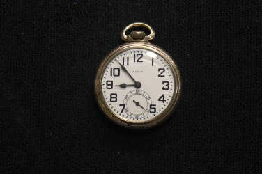 Elgin National Watch Co. 21 jewel, 16 size, 1926 �B.W. Raymond� Pocket Watch (Pocket Watches)