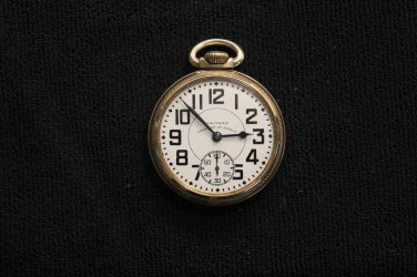 Waltham 23 jewel, 16 size, �Vanguard� Railroad Pocket Watch (Pocket Watches)