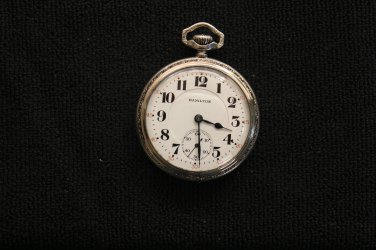 Sold - Hamilton 21 jewel, 16 size, model 992 Pocket Watch (Pocket Watches)