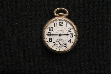Waltham 23 jewel, 16 size, �Premier Vanguard� Railroad Pocket Watch (Pocket Watches)