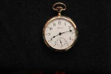 E. Howard 19 jewel, 16 size, 1907 model, series 5 Pocket Watch (Pocket Watches)