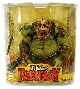 Ogre Legend Of The Blade Hunters Mcfarlane Action Figure