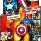 Captain America Marvel Legends (Arnim Zola Build-A-Figure) Action Figure
