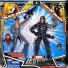 Black Widow & Winter Soldier (Grey Custome Variant) Marvel Legends Action Figure