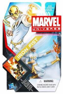 Iron Fist Marvel Universe Action Figure
