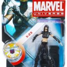 X-23 Marvel Universe Action Figure