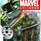 World War Hulk Marvel Universe Action Figure