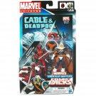 Deadpool & Taskmaster Marvel Universe Action Figure