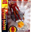 Iron Man Marvel Select Action Figure (packaging slightly damaged)