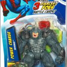 Rhino Power Charge Spider-Man Action Figure