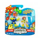 Cyclops & Marvel Girl Super Hero Squad Action Figure
