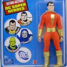 Shazam Captain Marvel DC Universe World's Greatest Super Heroes Series 4 Retro Action Figure