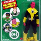Sinestro DC Universe World's Greatest Super Heroes Retro Action Figure