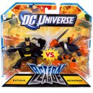 Batman Vs. Deathstroke DC Universe Action League Mini Action Figure