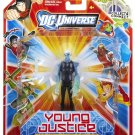 Icicle Jr. Young Justice (Includes Build A Hall Of Justice Piece) Action Figure