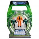 Green Lantern Origins (Hal Jordan, Abin Sur & Sinestro) JLU SDCC SDCC Exclusive 3 Pack Action Figure