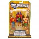 Flash, Green Lantern & Hawkman DC Universe Justice League Unlimited 3 Pack Action Figure