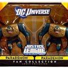 Parademon DC Universe Justice League Unlimited 2 Pack Action Figure
