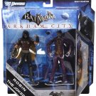 Robin & The Joker Arkham City DC Batman Legacy Edition Action Figure (Packaging Slightly Damaged)