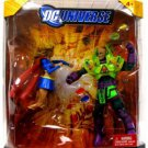 Supergirl Vs. Lex Luthor DC Universe Classics Kryptonite Chaos 2 Pack Action Figure
