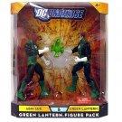 Abin Sur & Hal Jordan DC Universe Classics Green Lantern Figure 2 Pack Action Figure