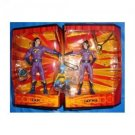 Wonder Twins With Gleek DC Universe Classics 2009 SDCC 2 Pack Action Figure