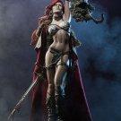 Red Sonja Premium Format Figure Statue Sideshow Exclusive