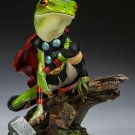Thor Frog Diorama Sideshow Collectibles