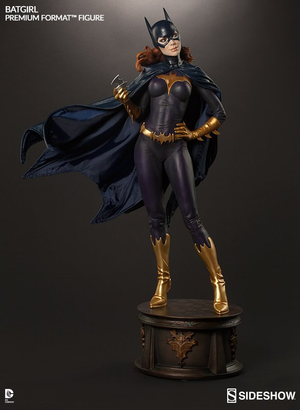 Batgirl Premium Format Figure Statue Sideshow Exclusive