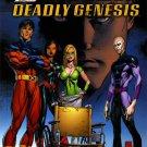 X-Men Deadly Genesis #4 Ed Brubaker