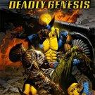 x-Men Deadly Genesis #3 Ed Brubaker