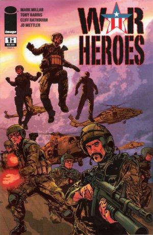 War Heroes #1 Mark Millara