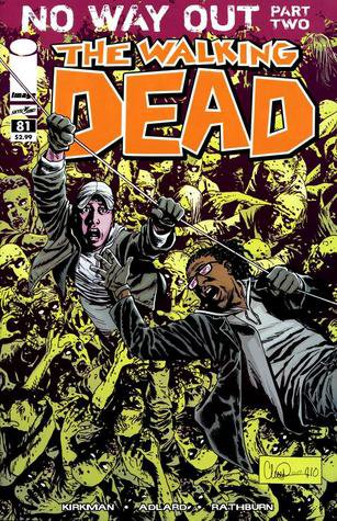The Walking Dead #81 Robert Kirkman