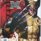Wolverine Manifest Destiny #1 of 4 Jason Aaron